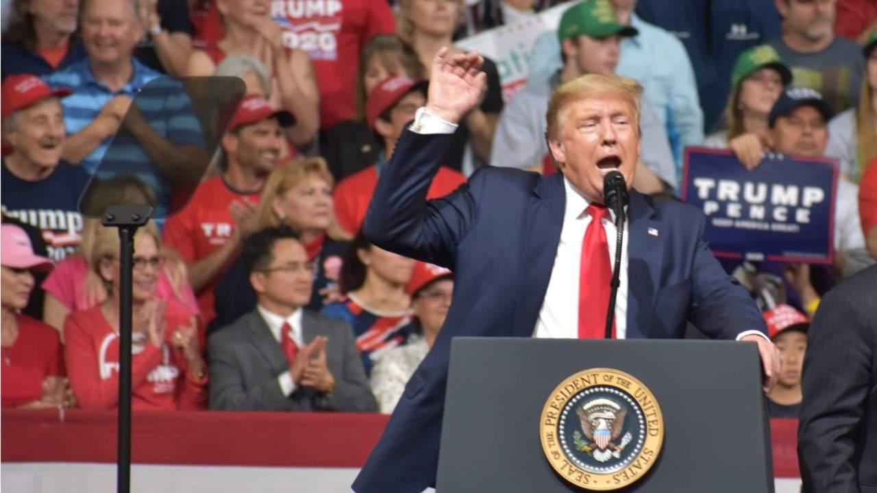 Trump Calls Coronavirus A Hoax