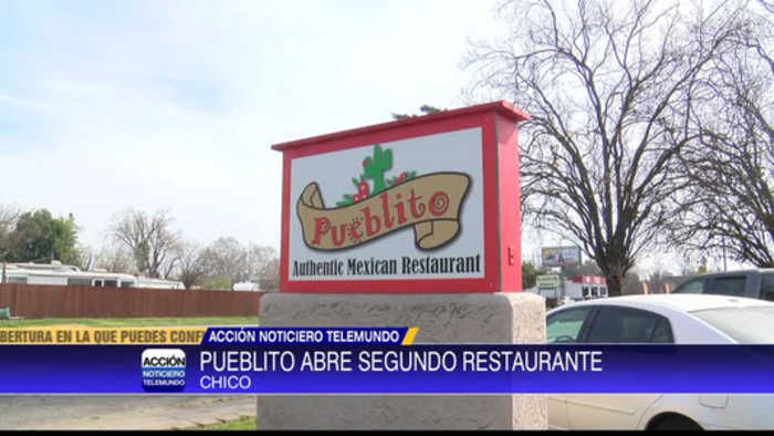 Pueblito abre segundo restaurante