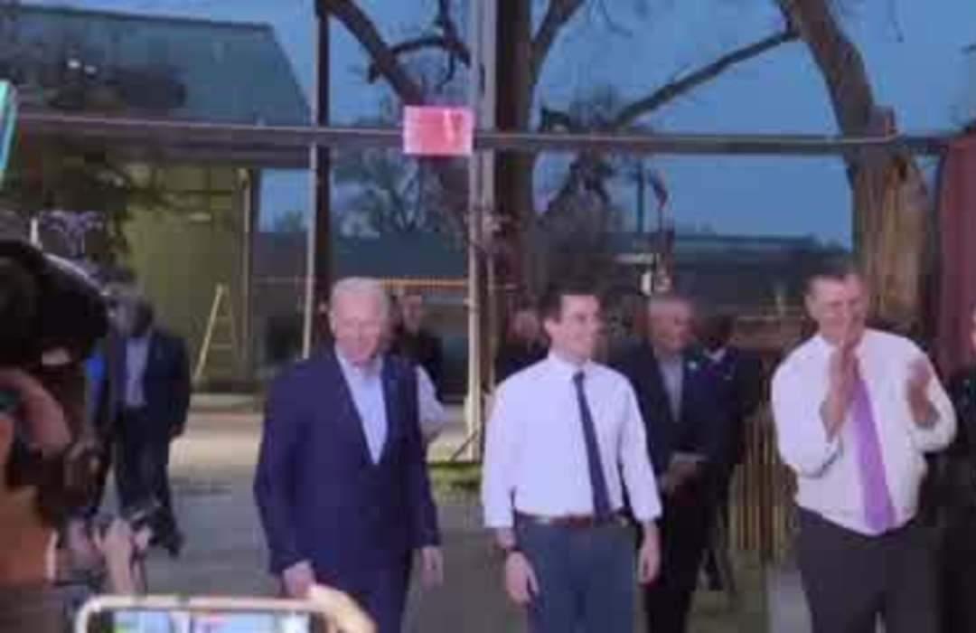 Joe Biden: Pete Buttigieg 'reminds me of my son Beau'
