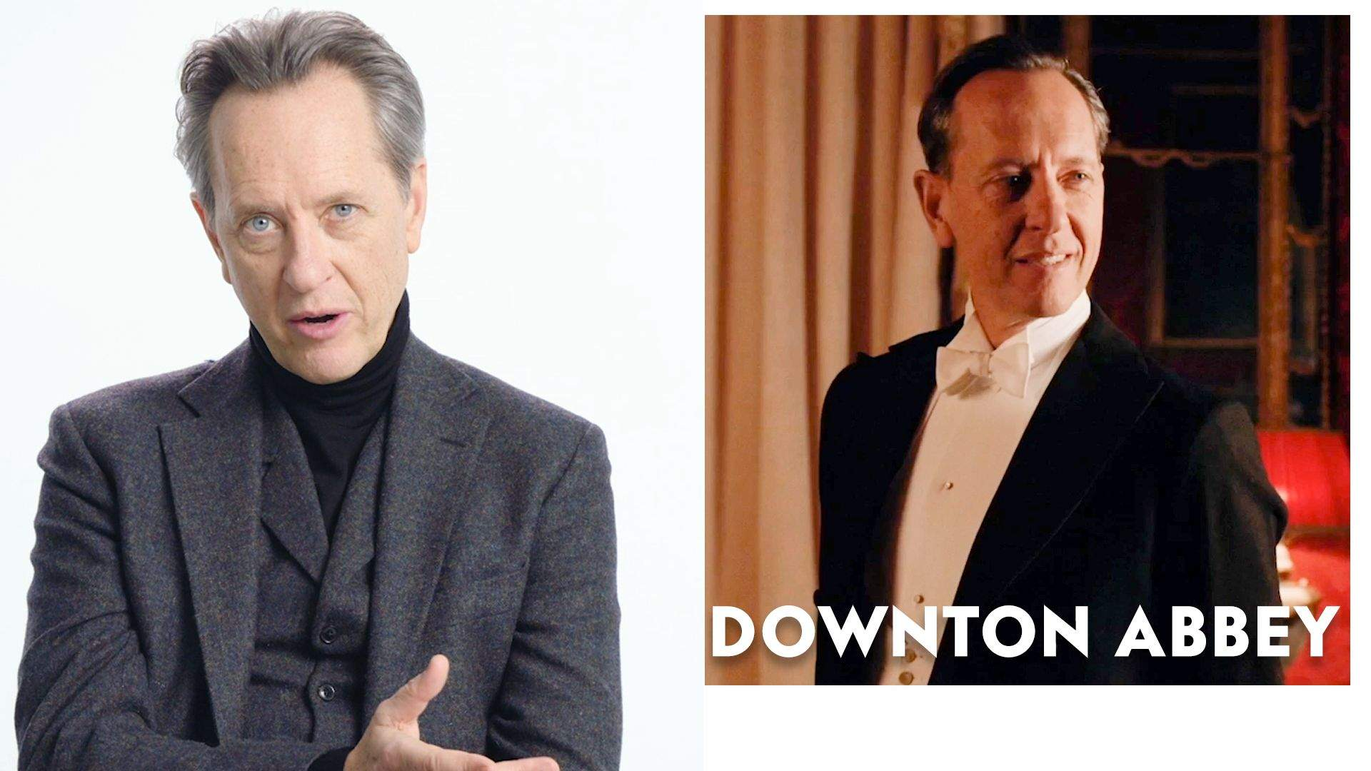 Richard E. Grant Breaks Down His Career, from 'Downton Abbey' to 'Star Wars'