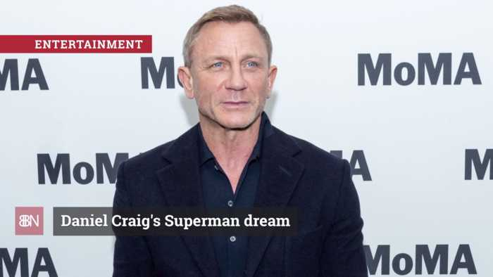Daniel Craig Thinks About Superman