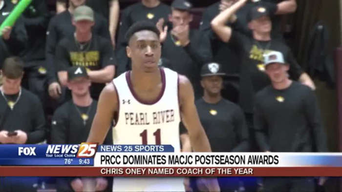 PRCC dominates MACJC postseason awards