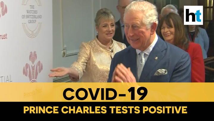 Coronavirus: Prince Charles, heir to British throne, latest celeb to be infected