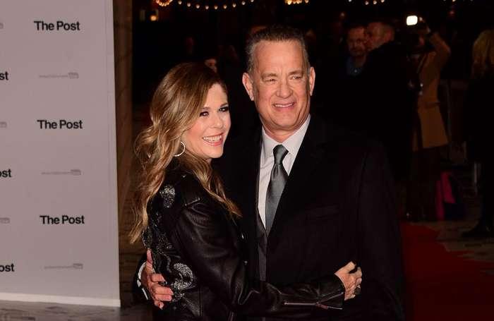 Tom Hanks and Rita Wilson return to LA after battling coronavirus