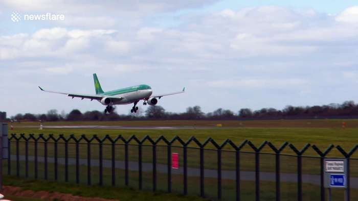 Historic Ireland-China PPE flight lands in Dublin to combat COVID-19