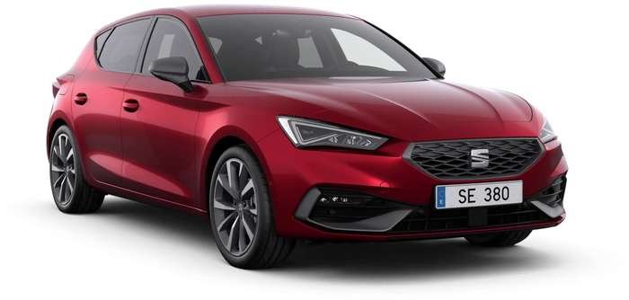 All-new SEAT Leon - the first model of the brand to offer five different engine technologies