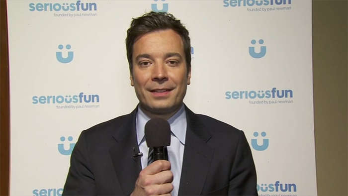 Jimmy Fallon says filming a talk show from home is 'chaos'