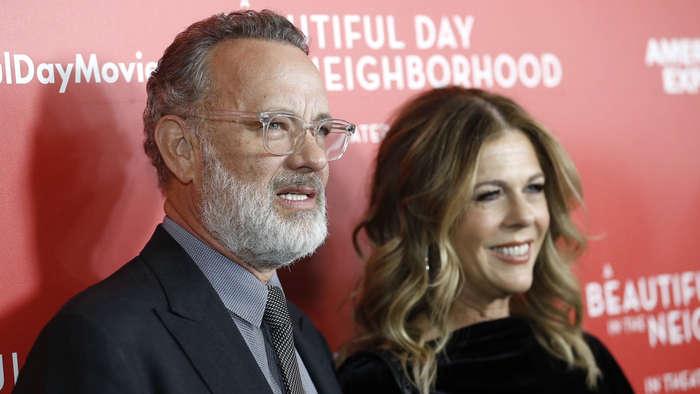 Trending: Tom Hanks and Rita Wilson return to America after being diagnosed with coronavirus in Australia, Paris Hilton and Nico
