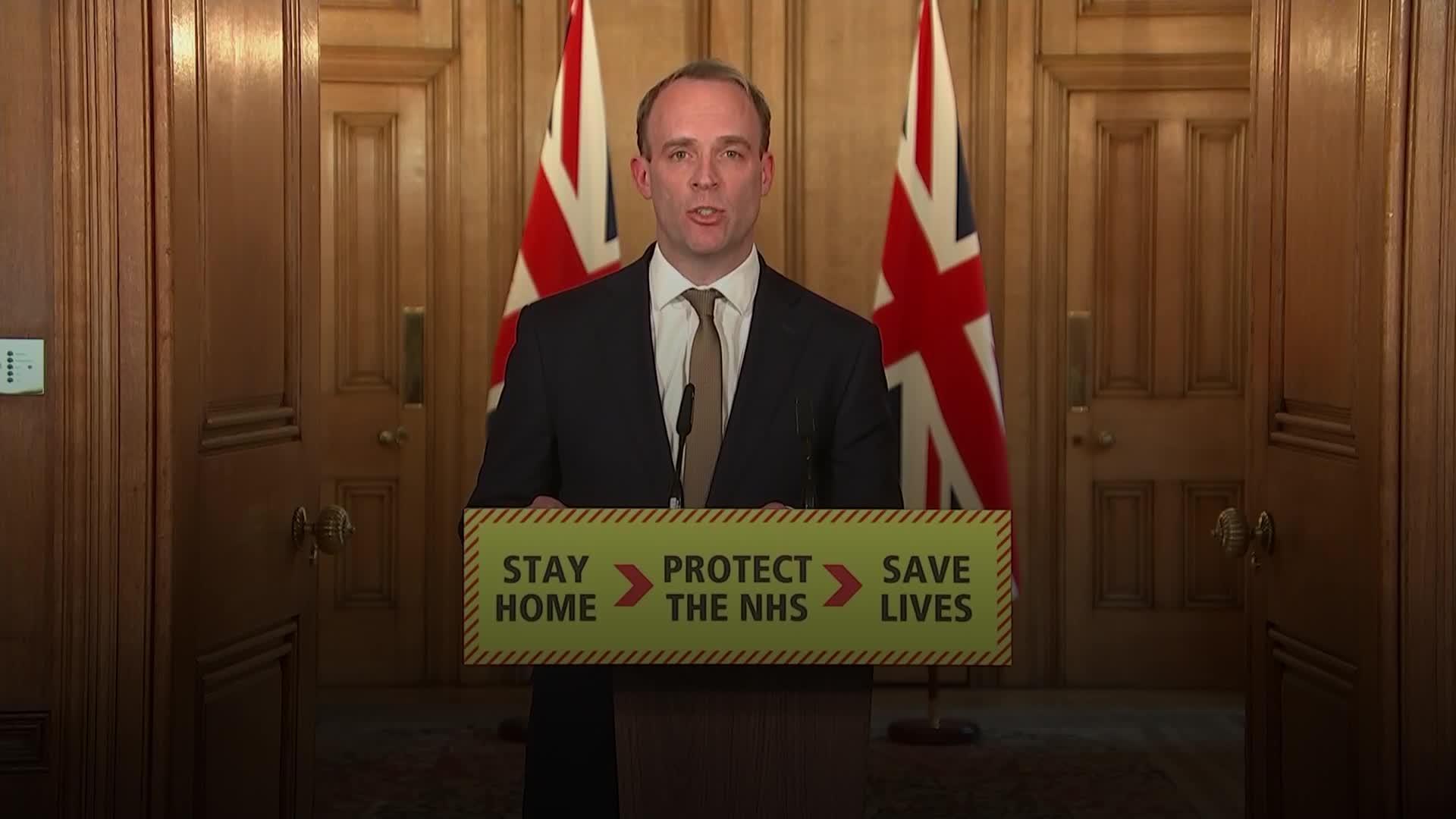 Coronavirus: Charter flights to help stranded Britons get home
