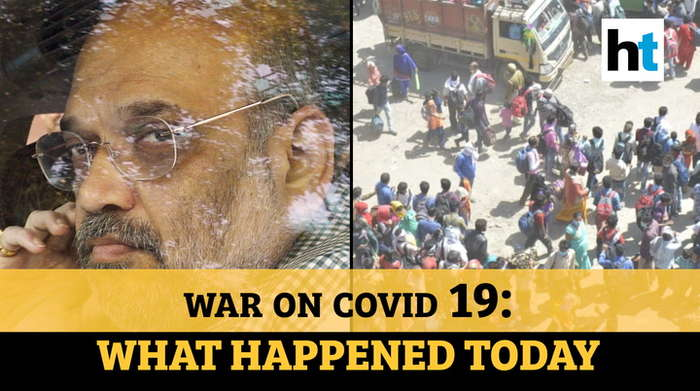 War on Covid-19: What happened today