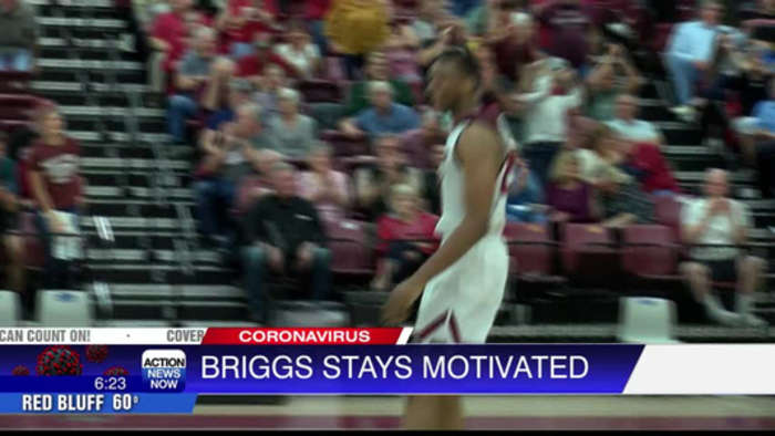 Briggs leaves a legacy