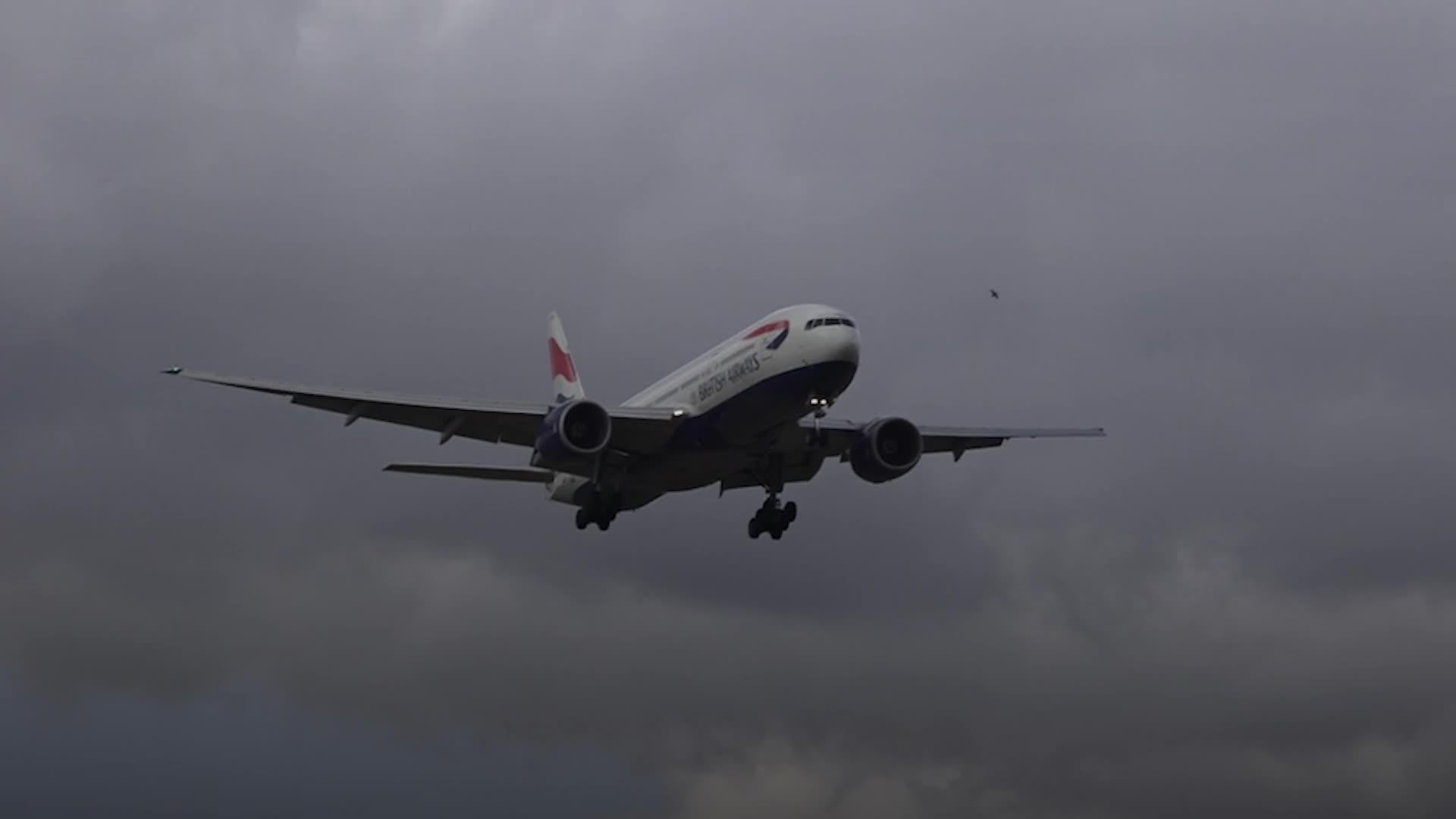 Repatriation flights from Peru arrive in UK