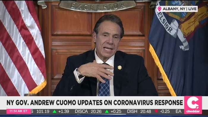 Chris Cuomo Test Positive For COVID-19