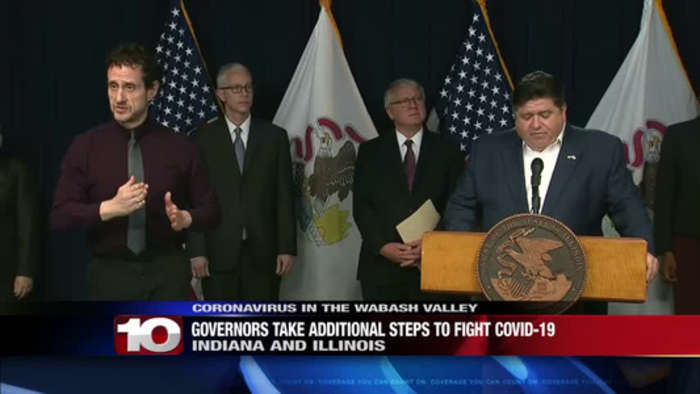 Illinois governor extends stay-at-home order to April 30