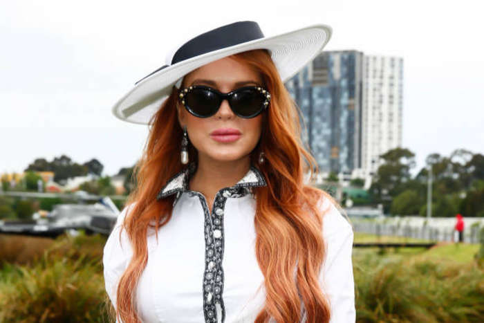 Lindsay Lohan Announces She's 'Back' With Cryptic Teaser