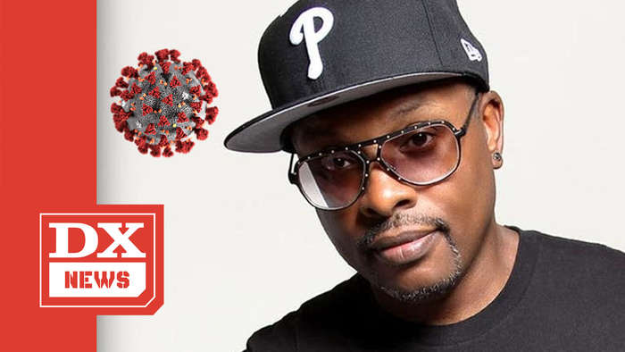 DJ Jazzy Jeff Hints He Has Coronavirus As He Battles Pneumonia