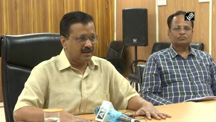 CM Kejriwal announces Rs 1 crore for health workers if they die fighting COVID 19
