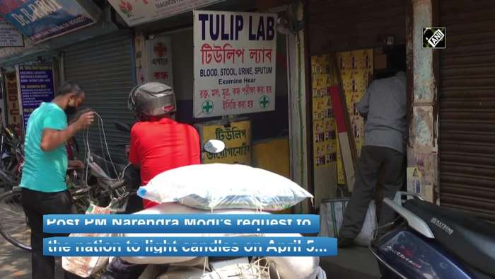 Candle sellers hopeful for pick up in sales after PM Modi appeal to Indians for April 5