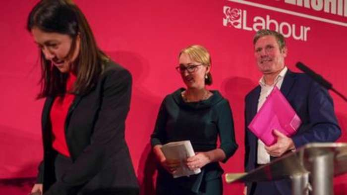 New Labour leader: The challenges ahead