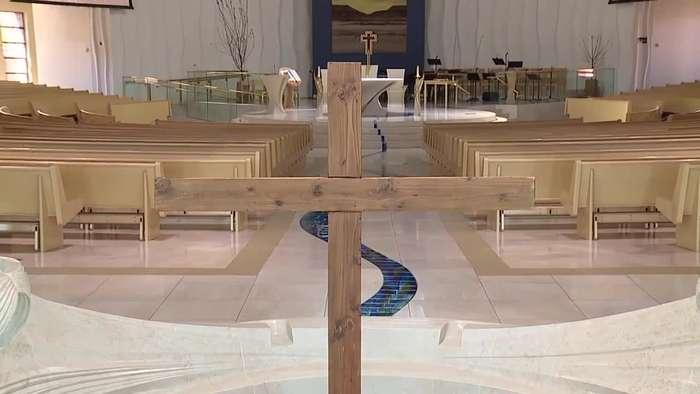 Palm Sunday Mass goes virtual in Las Vegas