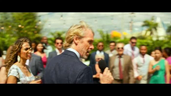 BAD BOYS FOR LIFE Movie - Michael Bay Easter Egg