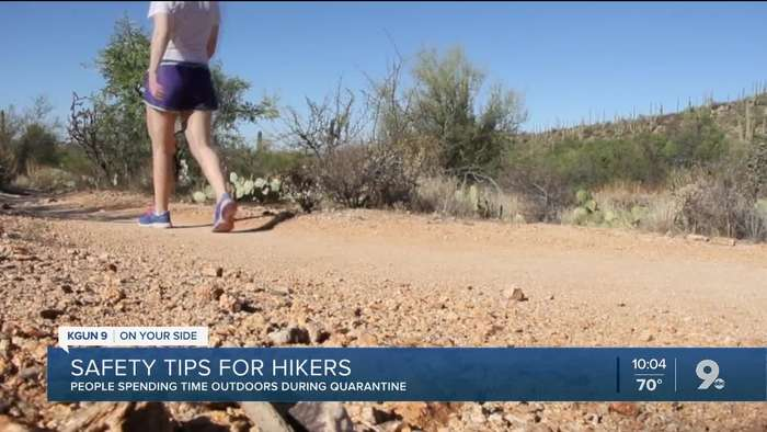 PCSD sees increase in hiker rescue calls