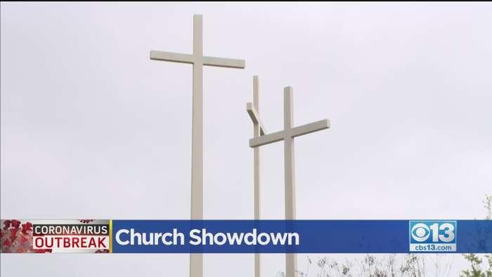 Church Showdown