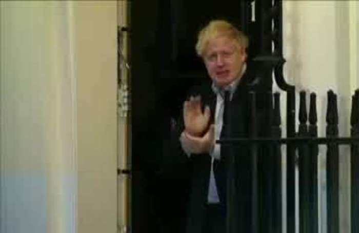 What's the UK's plan B if Johnson is incapacitated?