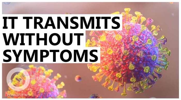 Asymptomatic people also responsible for virus spread
