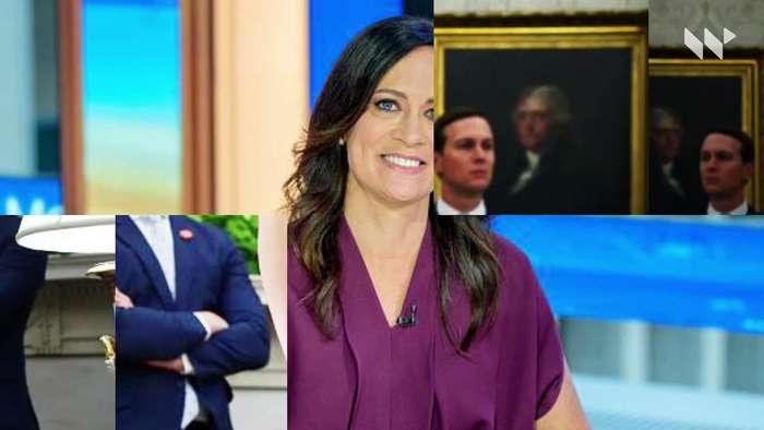Stephanie Grisham Out as White House Press Secretary