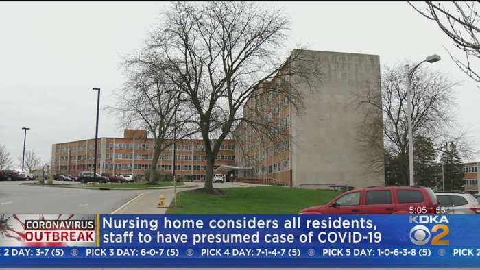 Beaver Co. Nursing Home Presuming All Patients and Staff Are Positive Coronavirus Cases