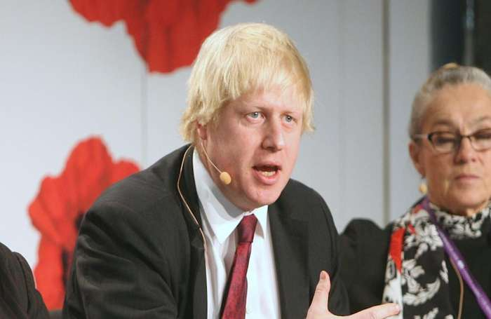 Boris Johnson is NOT on a ventilator