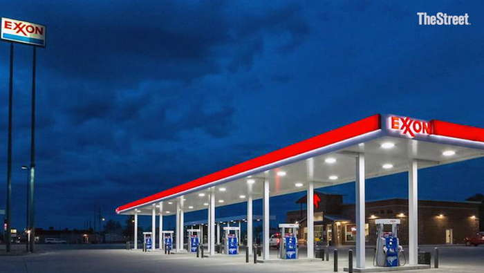 Exxon Steps Up In Oil-Price War By Ramping Down