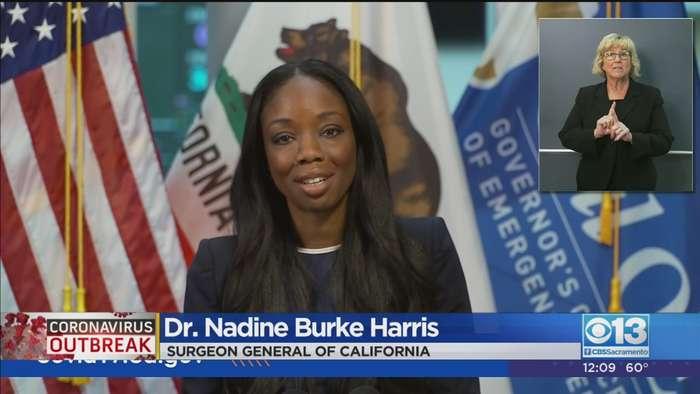 California Surgeon General Working On Mental Health Initiative