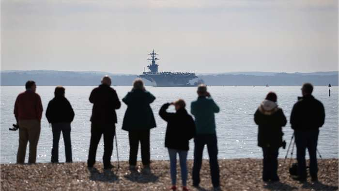 Acting Navy Secretary Steps Down