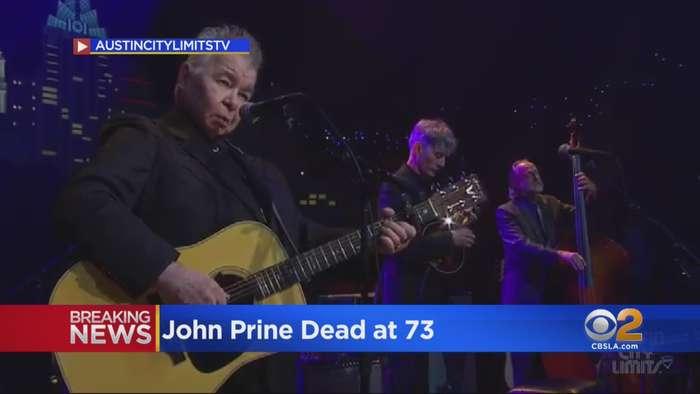 Legendary Singer-Songwriter John Prine Dies At 73 From Coronavirus