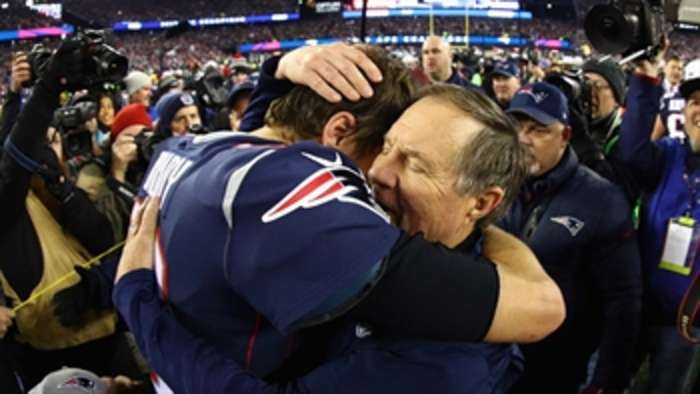 Jason Whitlock: I'm convinced that Brady & Belichick's divorce was amicable