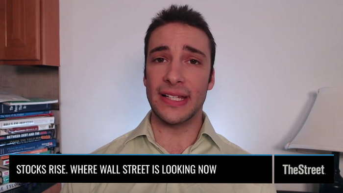 Stocks Shoot Higher Wednesday: What Wall Street's Saying