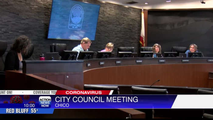 Closed City Council Meeting