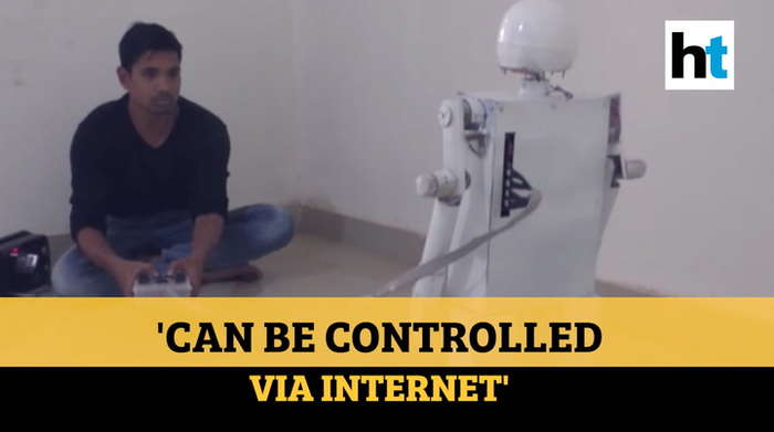 Covid-19: How this made-in-India robot may help treat patients, protect doctors