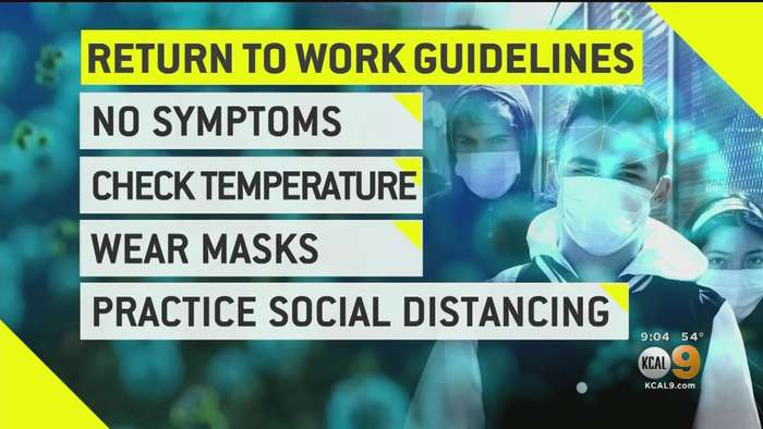 Trump Administration Issues New Guidelines For Essential Workers Diagnosed With COVID-19 To Return To Work