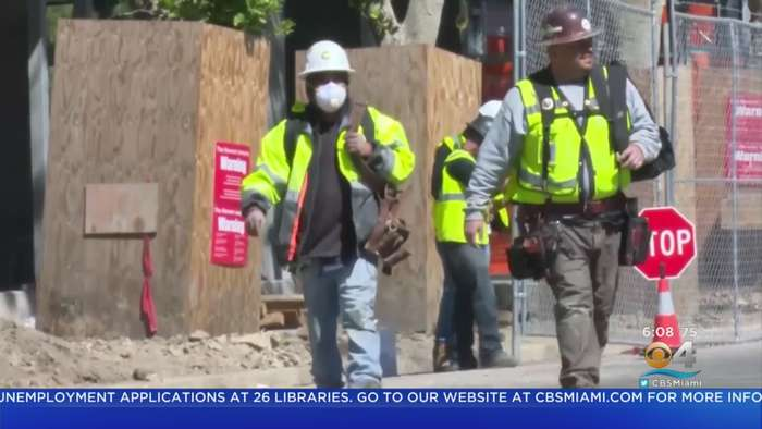 Coronavirus Pandemic Has Nearly Depleted National Stockpile Of PPE