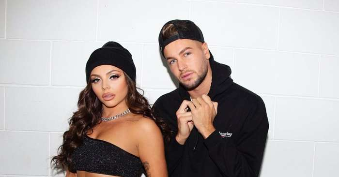 Chris Hughes and Jesy Nelson have broken up
