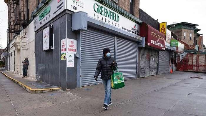 IMF: coronavirus pandemic will cause worst economic slump since Great Depression