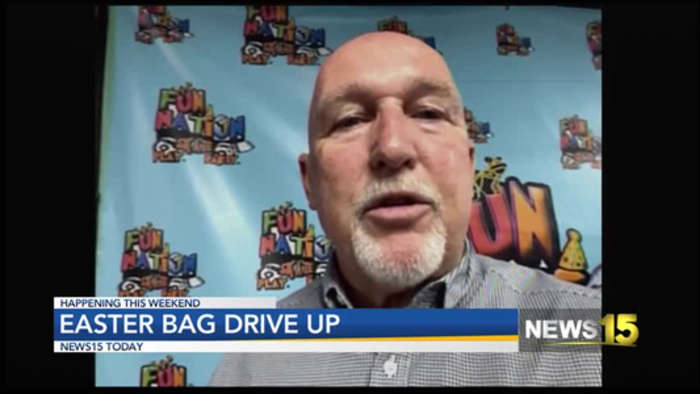 Easter Bag Drive Up