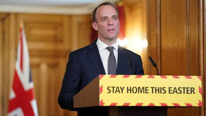 UK coronavirus toll jumps as Johnson leaves ICU