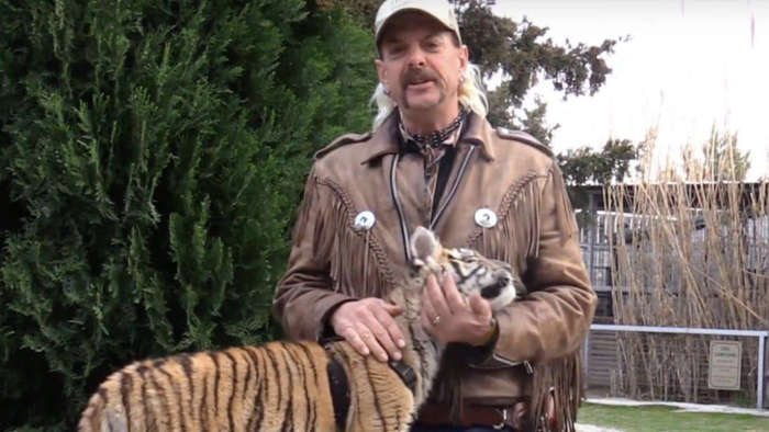 'Tiger King' special to be released by Fox and TMZ
