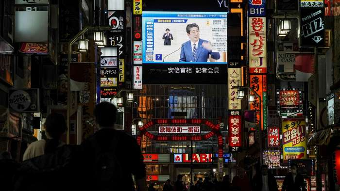 Tokyo closes shops, Kyoto keeps tourists away as virus spreads