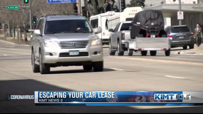 Options for breaking a car lease