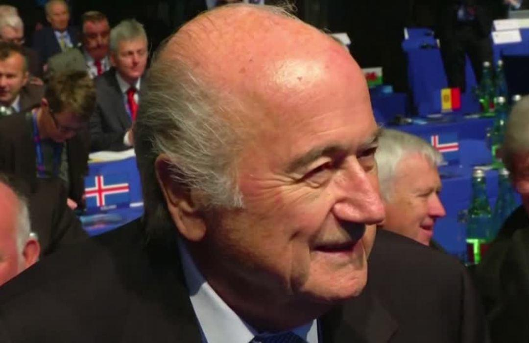 Swiss prosecutors to drop one of cases against ex-FIFA chief Blatter